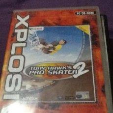 Videojuegos y Consolas: TONY HAWK'S PRO SKATER 2 PC . Lote 143205970
