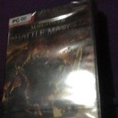 Videojuegos y Consolas: WARHAMMER BATTLE MARCH PAL/SPA PC PRECINTADO . Lote 143551030