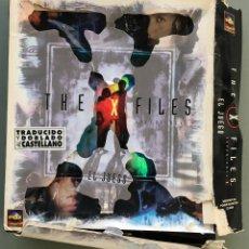 Videojuegos y Consolas: JUEGO PARA PC, THE X FILES, TRADUCIDO Y DOBLADO AL CASTELLANO. Lote 143617858