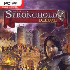 Videojuegos y Consolas: STRONGHOLD 2 DE LUXE PC. Lote 143804062