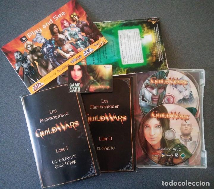 Videojuegos y Consolas: Guild Wars Nightfall Factions - Foto 3 - 143825106