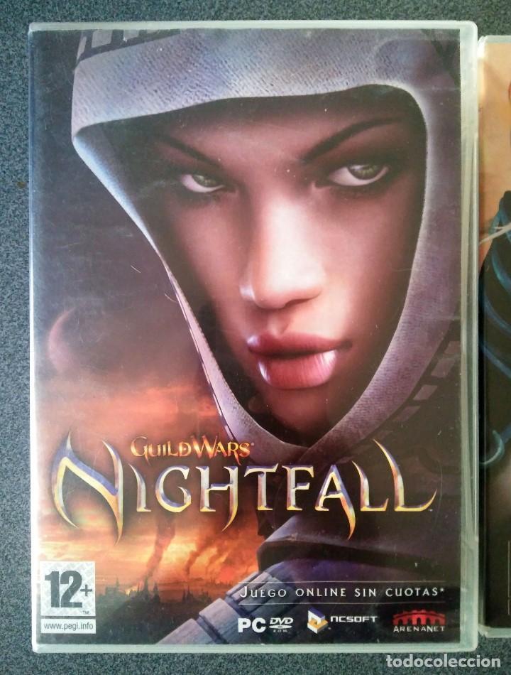 Videojuegos y Consolas: Guild Wars Nightfall Factions - Foto 5 - 143825106
