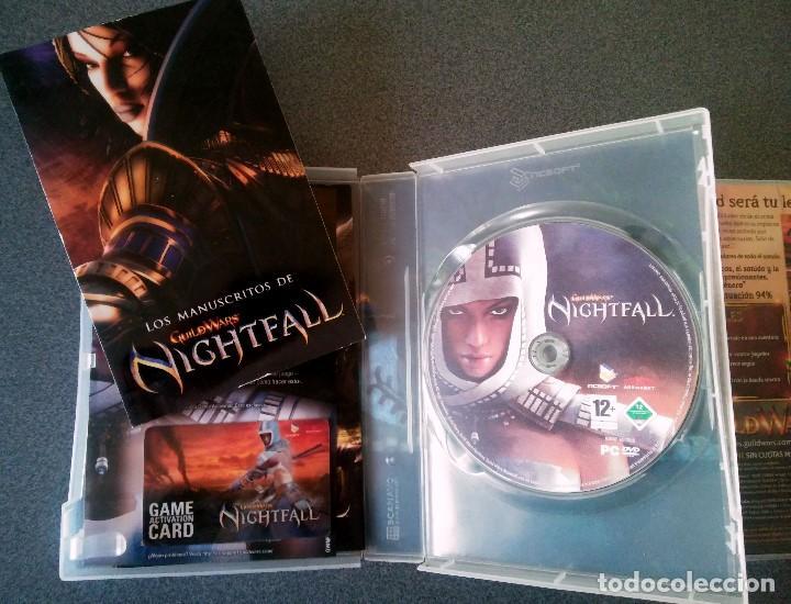 Videojuegos y Consolas: Guild Wars Nightfall Factions - Foto 6 - 143825106