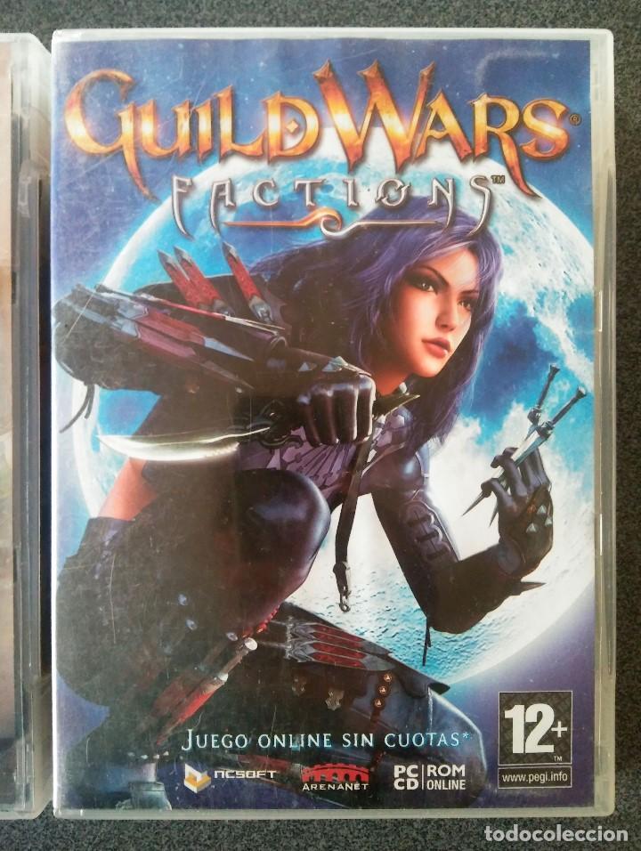 Videojuegos y Consolas: Guild Wars Nightfall Factions - Foto 8 - 143825106