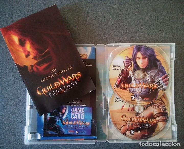 Videojuegos y Consolas: Guild Wars Nightfall Factions - Foto 9 - 143825106