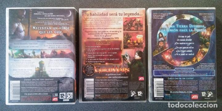 Videojuegos y Consolas: Guild Wars Nightfall Factions - Foto 11 - 143825106