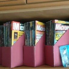 Videojuegos y Consolas: LOTE DE REVISTAS DE MICROMANIA. Lote 143940590