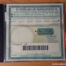 Videojuegos y Consolas: CD ORIGINAL MICROSOFT MONEY 97 + GUÍA APROVECHE AL MÁXIMO MICROSOFT MONEY - 1996. Lote 144013194