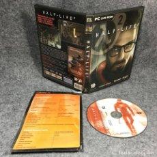 Videojuegos y Consolas: HALF LIFE 2+COUNTER STRIKE SOURCE PC. Lote 144419720