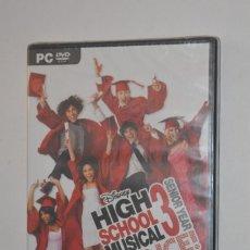Videojuegos y Consolas: JUEGO PC HIGH SCHOOL MUSICAL 3 SENIOR YEAR DANCE! 2008 WALT DISNEY INTERACTIVE STUDIOS ATARI SEALED. Lote 144572782