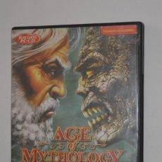 Videojuegos y Consolas: JUEGO PC AGE OF MYTHOLOGY THE TITANS EXPANSION ESTRATEGIA FANTASÍA MITOLOGÍA 2003 MICROSOFT. Lote 144573570