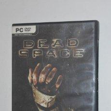 Videojuegos y Consolas: JUEGO PC DEAD SPACE 2008 ELECTRONIC ARTS ACCIÓN AVENTURA THERE'S NO HELP COMING VERSIÓN EN INGLÉS. Lote 144576174