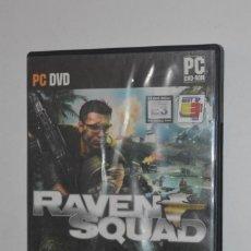 Videojuegos y Consolas: JUEGO PC RAVEN SQUAD 2008 EVOLVED GAMES SOUTHPEAK INTERACTIVE SUBJETIVO DISPAROS PRIMERA PERSONA. Lote 144596670