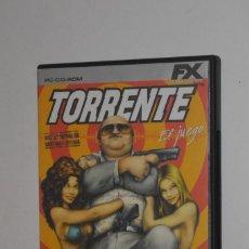 Videojuegos y Consolas: VIDEOJUEGO PC TORRENTE EL JUEGO 2003 VIRTUAL TOYS AMIGUETES ENTERTAINMENT FX ACCIÓN AVENTURA. Lote 155940053