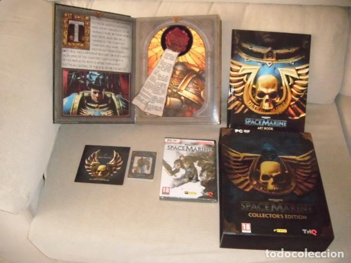 Videojuegos y Consolas: SpaceMarine collector edition pc castellano - Foto 2 - 144798526