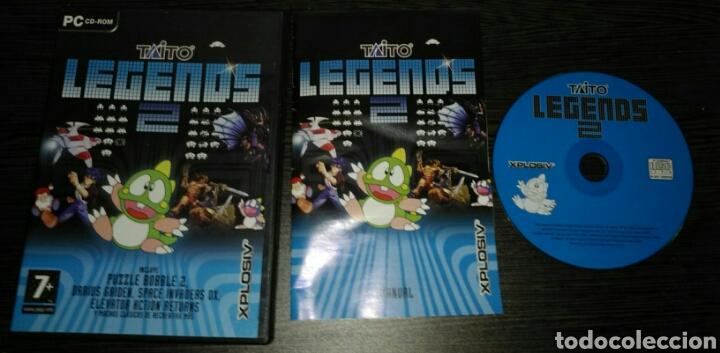 Videojuegos y Consolas: Taito legends 2 para PC - Foto 2 - 144854830