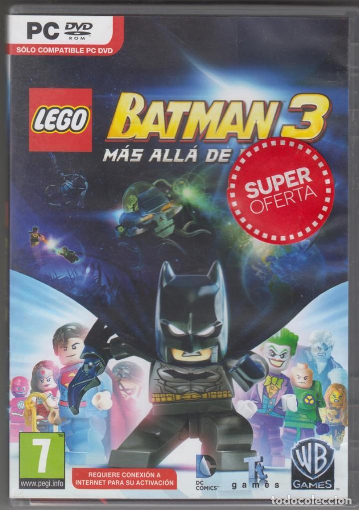 Allá 3 Videojuego De 2014 Gotham Batman Más Lego Pc 1JclFKT3