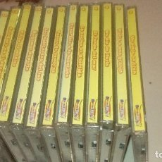 Videojuegos y Consolas: G-CEJA98 PC CD-ROM LOTE DE 12 CD APRENDI LUNNIS. Lote 145199330