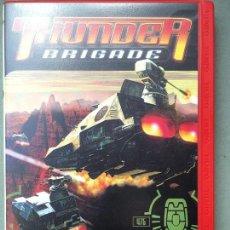 Videojuegos y Consolas: JUEGO PARA PC THUNDER BRIGADE. Lote 145517774