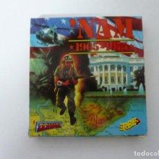 Videojuegos y Consolas: NAM 1965 - 1975 / - JUEGO PC RETRO - EN CAJA DE CARTÓN - BIG BOX - EN DISKETTES. Lote 145521270