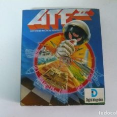 Videojuegos y Consolas: ATF II - ADVANCED TACTICAL FIGHT / - JUEGO IBM PC RETRO - EN CAJA DE CARTÓN - BIG BOX - EN DISKETTES. Lote 145522142