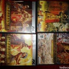 Videojuegos y Consolas: SAGA IMPERIVM. JUEGOS PC.. Lote 145623272