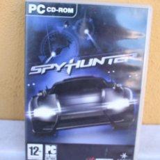 Videojuegos y Consolas: SPY HUNTER, PC CD-ROM. Lote 145756746