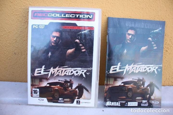 Videojuegos y Consolas: Juego PC El Matador, en castellano - Foto 2 - 192487371