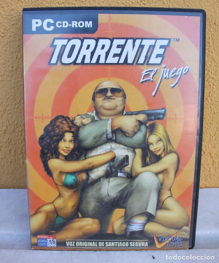 JUEGO PC TORRENTE (Juguetes - Videojuegos y Consolas - PC)