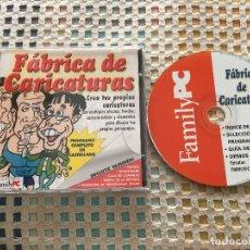 Videojuegos y Consolas: FABRICA DE CARICATURAS FAMILY PC CD KREATEN AÑO V Nº 46 SEPTIEMBRE 1999. Lote 245480675
