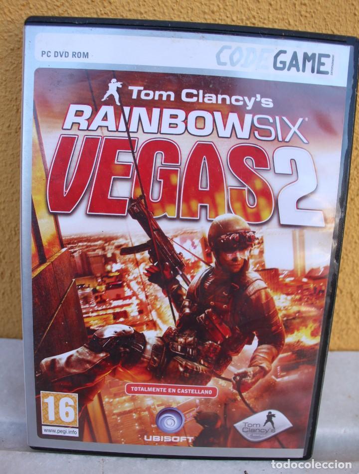 JUEGO PC TOM CLANCY´S RAINBOW SIX VEGAS 2 (Juguetes - Videojuegos y Consolas - PC)