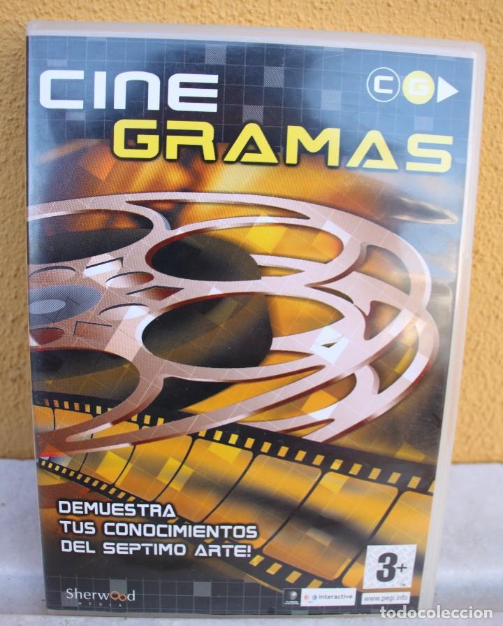 JUEGO PC CINEGRAMAS (Juguetes - Videojuegos y Consolas - PC)