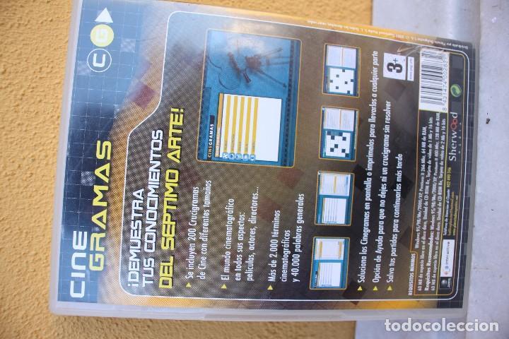 Videojuegos y Consolas: Juego PC Cinegramas - Foto 2 - 145844750