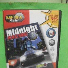Videojuegos y Consolas: MIDNIGHT RACING - JUEGO PARA PC CD ROM PEPETO. Lote 145857478