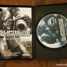 Videojuegos y Consolas: SUPREME COMMANDER - GAS POWERED GAMES - THQ . Lote 146142982