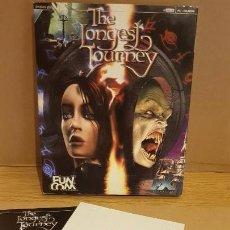 Videojuegos y Consolas: THE LONGEST TOURNEY / JUEGO PC-CD ROM / BIG BOX / FUN COM / MUY BUEN ESTADO / COMPLETO.. Lote 146290442