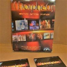 Videojuegos y Consolas: MORPHEUS / JUEGO PC-CD ROM / BIG BOX / COMPLETO SIN INSTRUCCIONES.. Lote 146291134