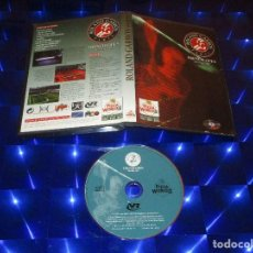 Videojuegos y Consolas: ROLAND GARROS PARIS ( FRENCH OPEN TENNIS 1997 ) - PC CD-ROM - PIZZA WORLD. Lote 146657782