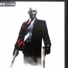 Videojuegos y Consolas: PC HITMAN 2 - SILENT ASSASSIN. Lote 147253686