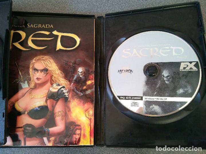 Videojuegos y Consolas: Lote juegos Pc Neverwinter Nights 2 Sacred Prince of Persia - Foto 3 - 147342290