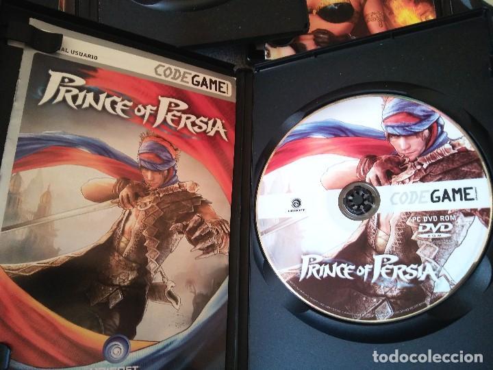Videojuegos y Consolas: Lote juegos Pc Neverwinter Nights 2 Sacred Prince of Persia - Foto 4 - 147342290