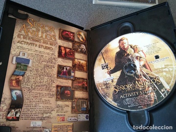 Videojuegos y Consolas: Lote juegos Pc Final Conquest Dungeon Siege El Señor de los Anillos Sacred - Foto 4 - 147342702
