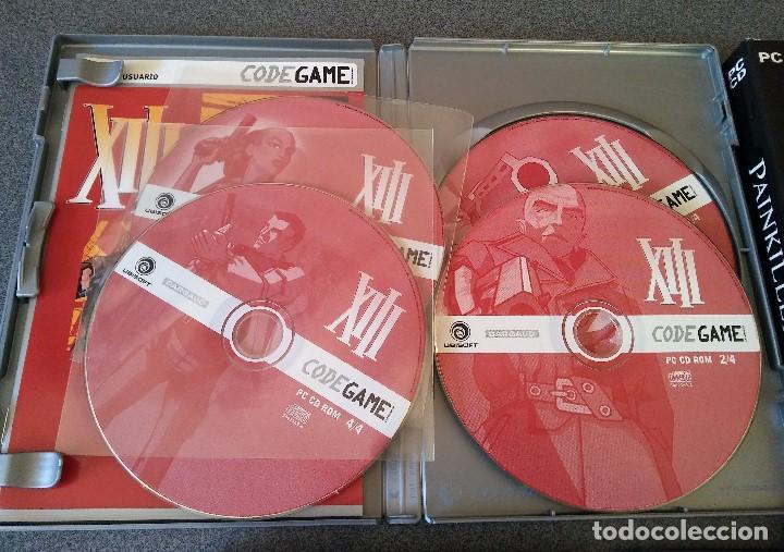 Videojuegos y Consolas: Lote juegos Pc XIII Painkiller Splinter Cell Call of Juarez - Foto 2 - 147352310