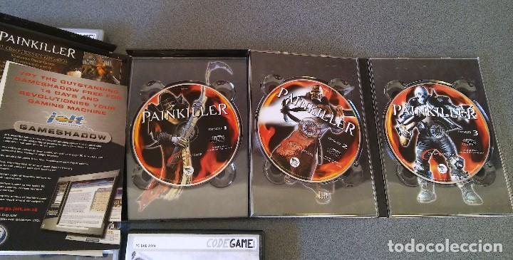 Videojuegos y Consolas: Lote juegos Pc XIII Painkiller Splinter Cell Call of Juarez - Foto 3 - 147352310