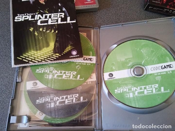 Videojuegos y Consolas: Lote juegos Pc XIII Painkiller Splinter Cell Call of Juarez - Foto 4 - 147352310