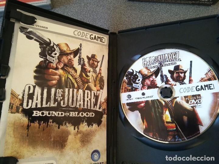 Videojuegos y Consolas: Lote juegos Pc XIII Painkiller Splinter Cell Call of Juarez - Foto 5 - 147352310