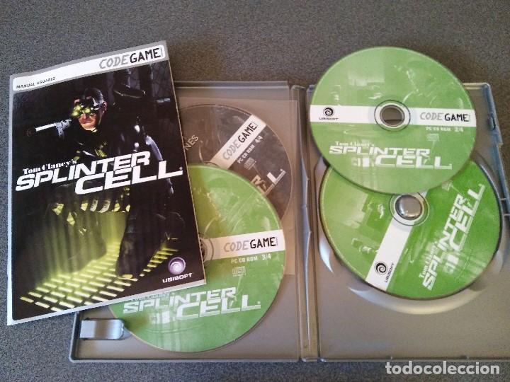 Videojuegos y Consolas: Lote juegos Pc XIII Splinter Cell Half Life - Foto 3 - 147352766