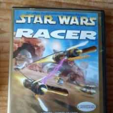 Videojogos e Consolas: STAR WARS RACER. Lote 147441993