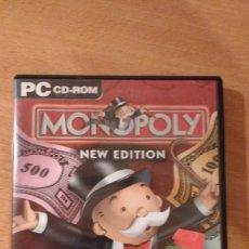 Videojuegos y Consolas: MONOPOLY NEW EDITION CD-ROM PARA PC. Lote 147698722