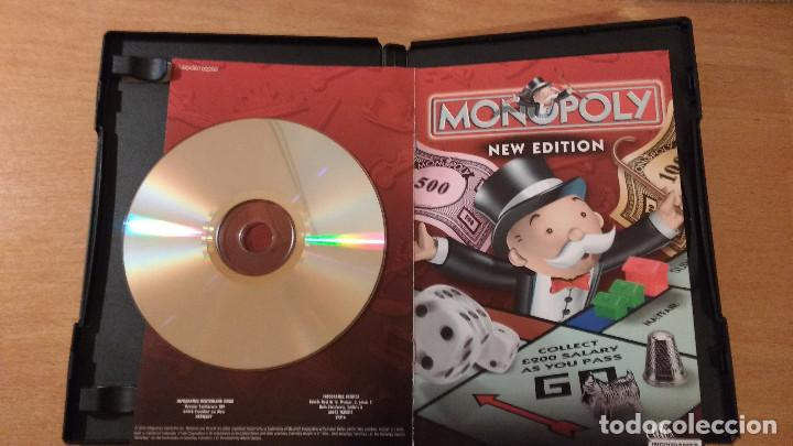 Videojuegos y Consolas: MONOPOLY NEW EDITION CD-ROM para PC - Foto 3 - 147698722